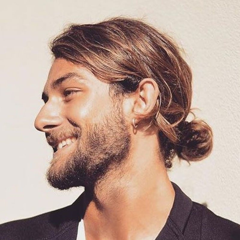 Learn about different hairstyles and get hairstyle tips at howstuffworks. 80 Inspirational Man Bun Ideas For 2020 And Tips How To Wear It