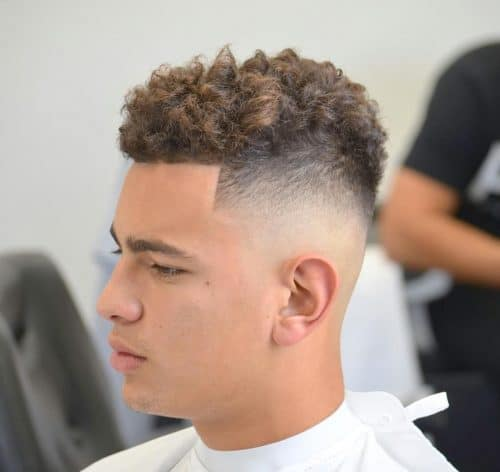We recommend getting a high fade undercut so as to get more room. 29 Of The Best Curly Hairstyles For Men Haircut Ideas