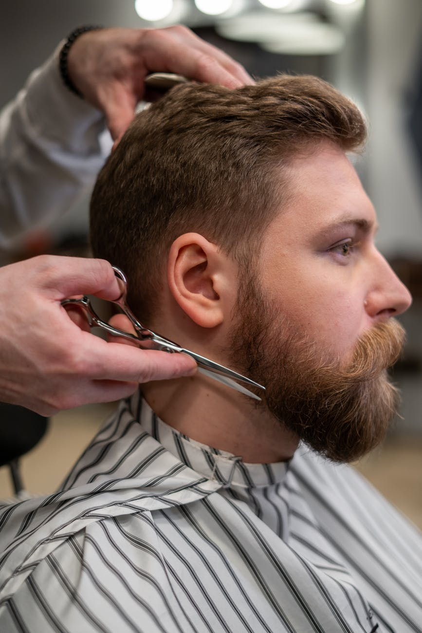 Fade haircut with beard · 2. New Hairstyles In 2021 For Men 10 Perfect Short Men Haircuts Lastminutestylist