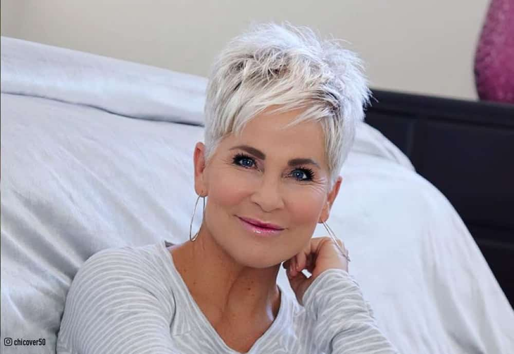 We&aposre steadfast believers that age is just a number, but there. 17 Trendiest Pixie Haircuts For Women Over 50