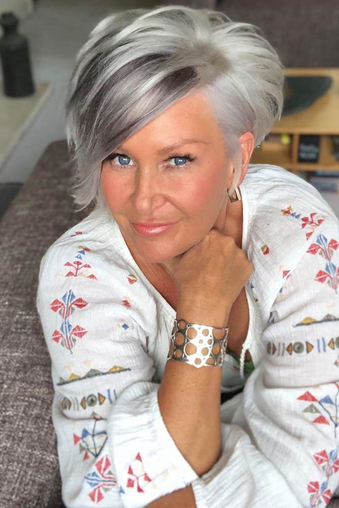 Short hairstyle for women over 60. 95 Incredibly Beautiful Short Haircuts For Women Over 60 Lovehairstyles