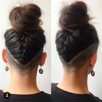 A new haircut can make a big impact on a guy's look, so you might want to see what men's look like haircuts before and after. 30 Hideable Undercut Hairstyles For Women You Ll Want To Consider Glamour