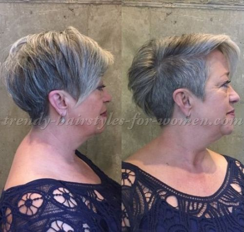Instead of artlessly accepting on a bus and … Women 50 Short Hairstyles Page 195 Of 268 Trendy Hairstyles For Women