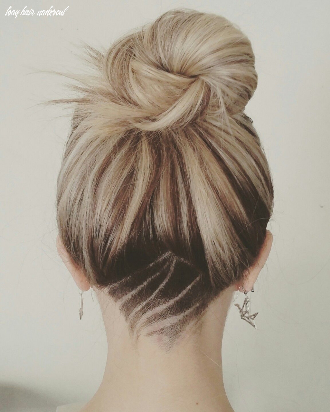 To revisit this article, visit my profile. 10 Long Hair Undercut Undercut Hairstyle