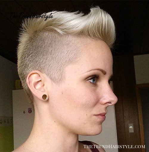 Click through to see all the. Icy Short Pixie Cut 60 Cute Short Pixie Haircuts Femininity And Practicality The Trending Hairstyle