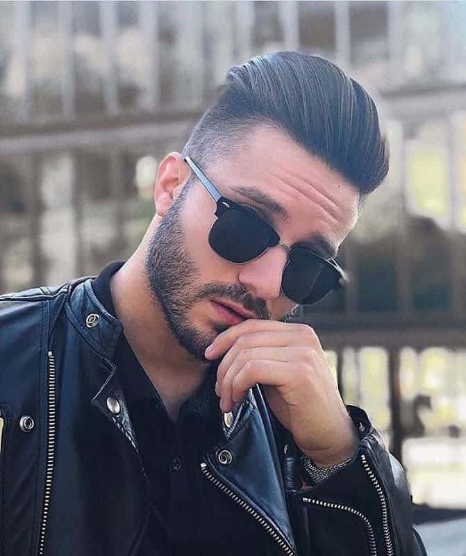 """The men's undercut haircut is a trendy style built on the """"short sides,. 30 Hottest Side Shaved Long Top Haircuts For Men Cool Men S Hair"""