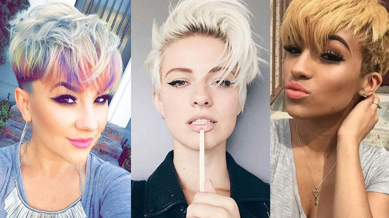 Easy to maintain and style, a pixie is perfect for women who are short on. 100 Short Hairstyles For Women Pixie Bob Undercut Hair Fashionisers C