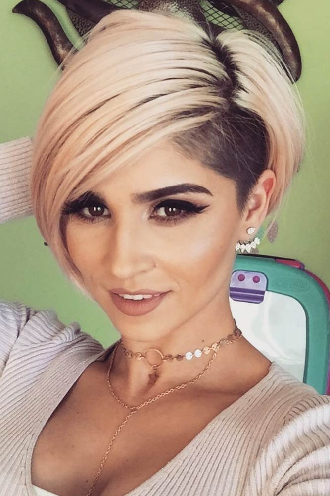 In essence, it's an edgy cut that. Bold And Classy Undercut Pixie Ideas That Make Heads Turn