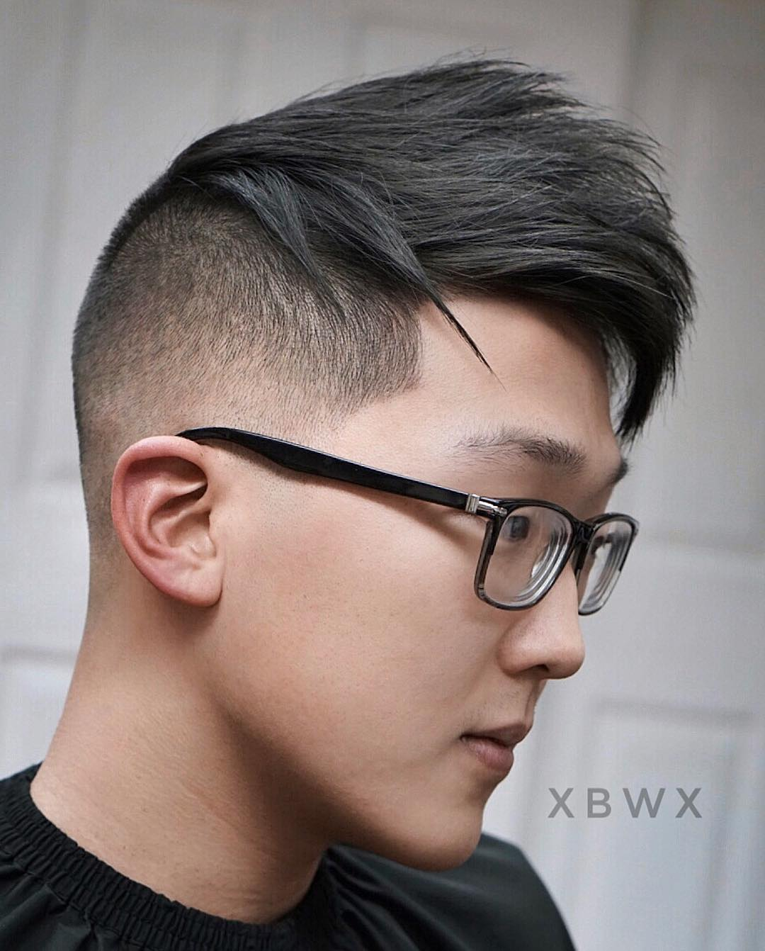 The undercut is a very short haircut on the sides. 29 Best Hairstyles For Asian Men 2021 Trends