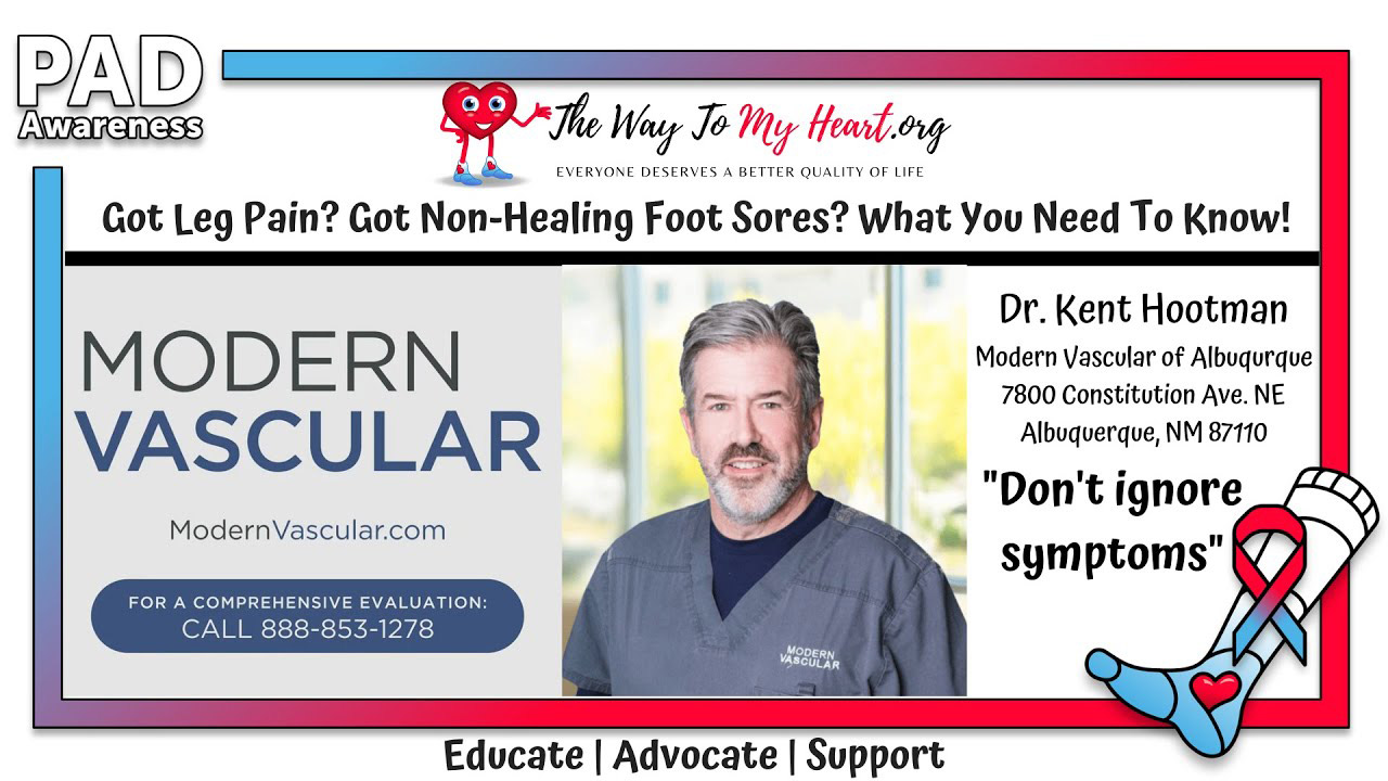 Don't Wait for a Date with Your Doctor – Dr. Hootman of Modern Vascular Albuquerque