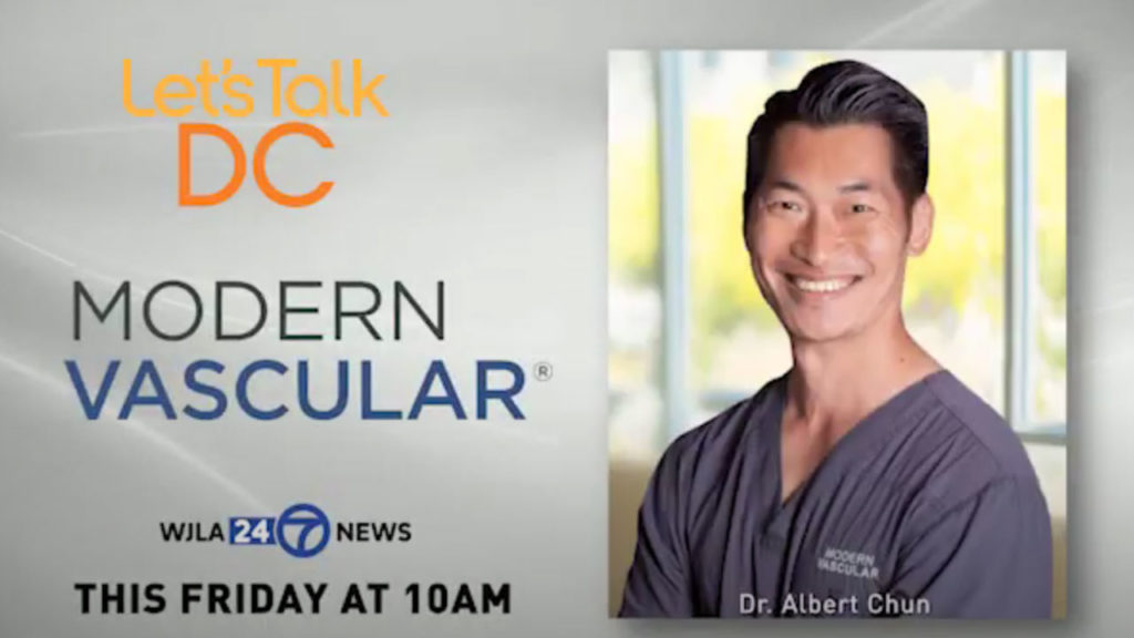 """""""Let's Talk DC"""" Modern Vascular Feature with Dr. Chun Promo"""