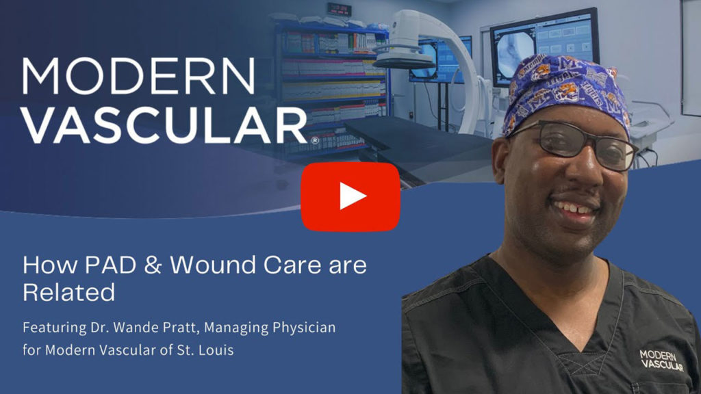 How PAD and Wound Care are Related