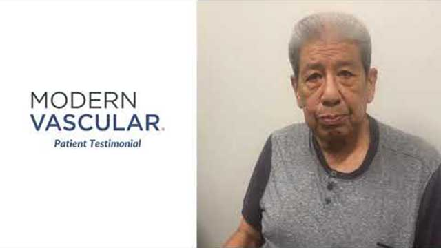 Testimonial from Patient of Dr. Pozun at Modern Vascular of Surprise, Arizona