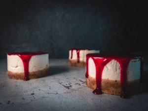 Types of cheesecakes