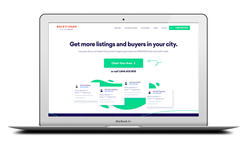 Bold Leads Review - Real Estate Lead Gen