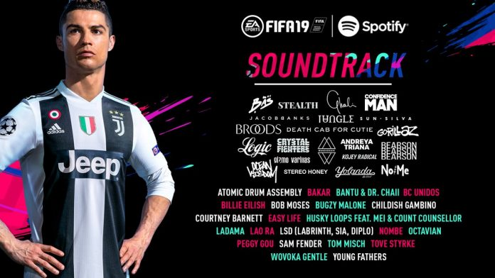 Childish Gambino, Gorillaz i Diplo na soundtracku FIFA 19