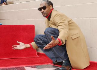 Snoop Dogg ma swoją gwiazdę na Hollywood Walk of Fame