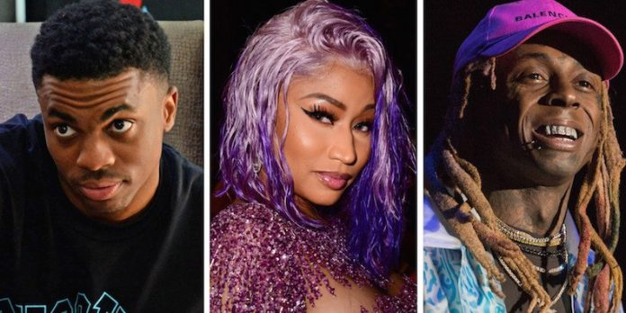 Vince Staples, Nicki Minaj i Lil Wayne na soundtracku do