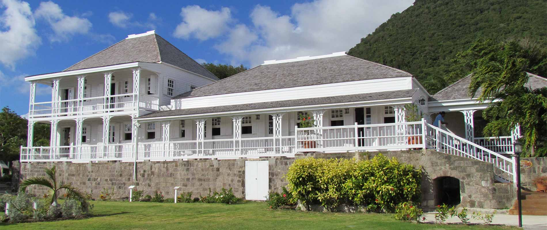 Fairview great house St Kitts
