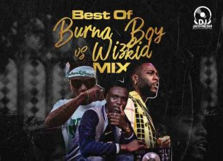 DJ Jayfresh - Best of Burna Boy vs Wizkid Mix 2019