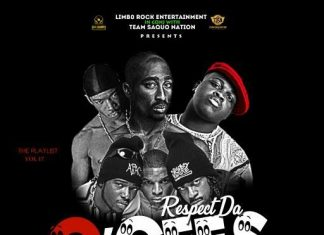 Respect Da O'Gees Dj Mix (Best of 80's 90's HipHop Old School Mix)