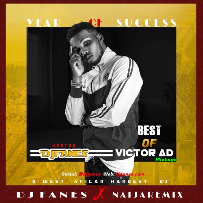 DJ Fanes - Best of Victor AD Mix 2019