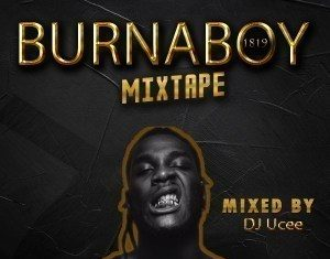 DJ Ucee - Best Of Burna Boy Mixtape 2019