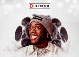 DJ Teeyrych – The Burna Experience (Burna Boy Mix)