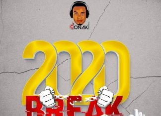 DJ Donak – 2020 Breakthrough Gospel Mixtape