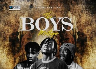 DJ Beeast – The Boys Mixtape (Joe Boy, Fire Boy, Burna Boy.....)