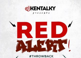 DJ Kentalky – Red Alert Throwback Mix (Nigeria Old School Party Hits)