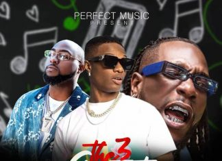 DJ Maff - Wizkid + Davido + Burna Boy Mixtape (The 3 Greatest Mix)
