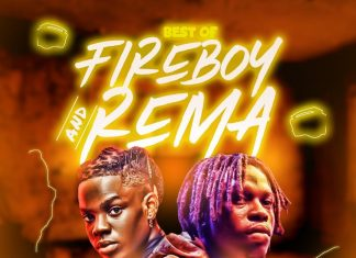 Rema VS Fireboy DML DJ Mixtape - Next Rated Face-Off