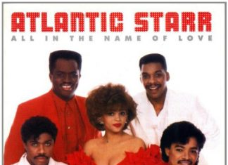 Atlantic Starr Greatest Hits Mixtape (Atlantic Starr Non Stop DJ Mix)