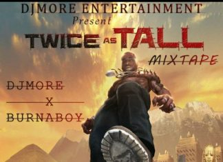 Dj More Ft Burna Boy - Twice As Tall Mix 2020
