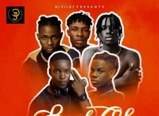 DJ Pilot – Best of Omah lay X Fireboy X Joeboy X Rema Mix