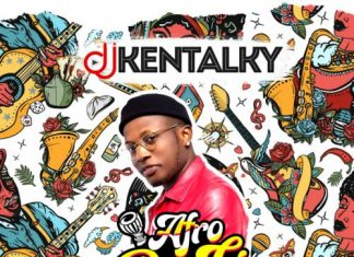DJ Kentalky – Afro Bang Mix (Vol. 1)