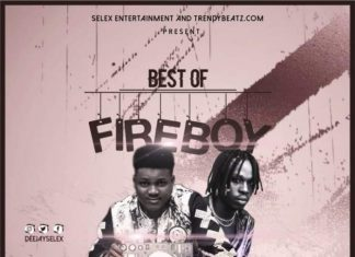 DJ Selex – Best of Fireboy Mixtape 2020