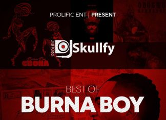 Prolific Dj Skullfy – Best Of Buna Boy (2020 Latest)