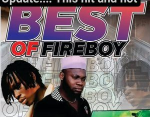 DJ DO WELL - Best Of Fireboy Mixtape ( Fireboy Album Mix)