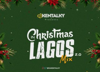 Download Christmas In Lagos Vol. 2.0 Mixtape (Christmas Party Mix)