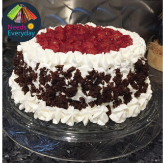 Mixed forest cake
