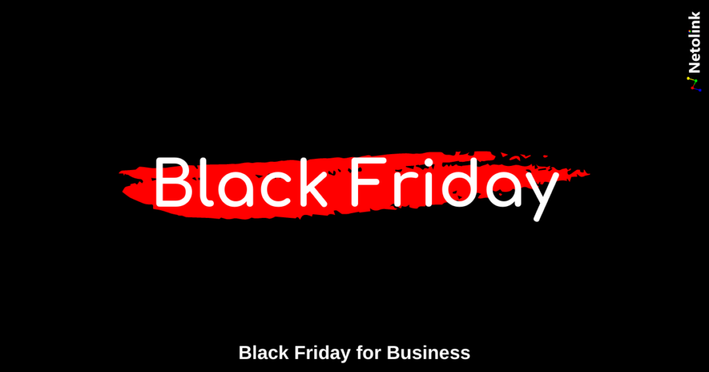 Black Friday for Business - How to market a business or online store on the day of shopping?