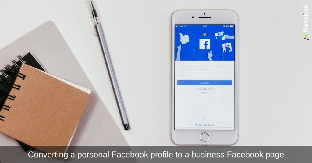 Converting a personal Facebook profile to a business Facebook page - How to transfer / migrate (Guide)