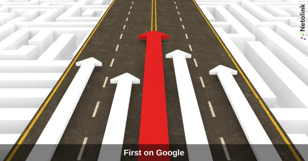 How to be first on Google