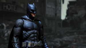 Rare Batman NFT Digital Art Collection Sells for Record 540 Ether