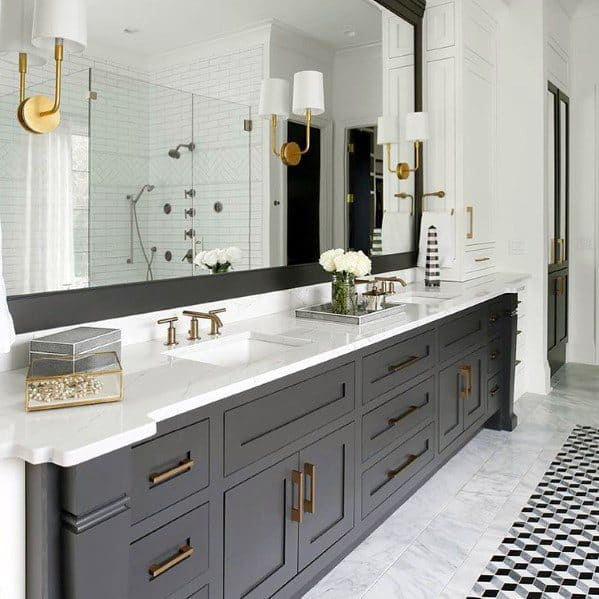 Best Color For Bathroom Lighting