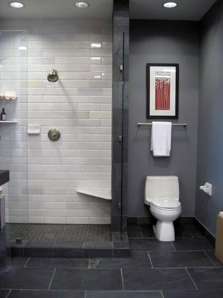 What Colour Tiles Go With Grey Bathroom Units