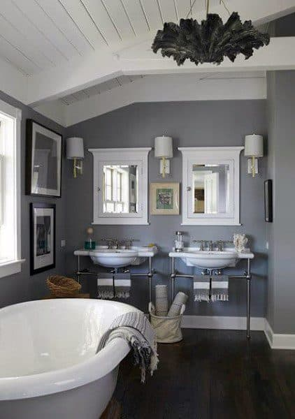 Best Colors For Bathroom Ceiling