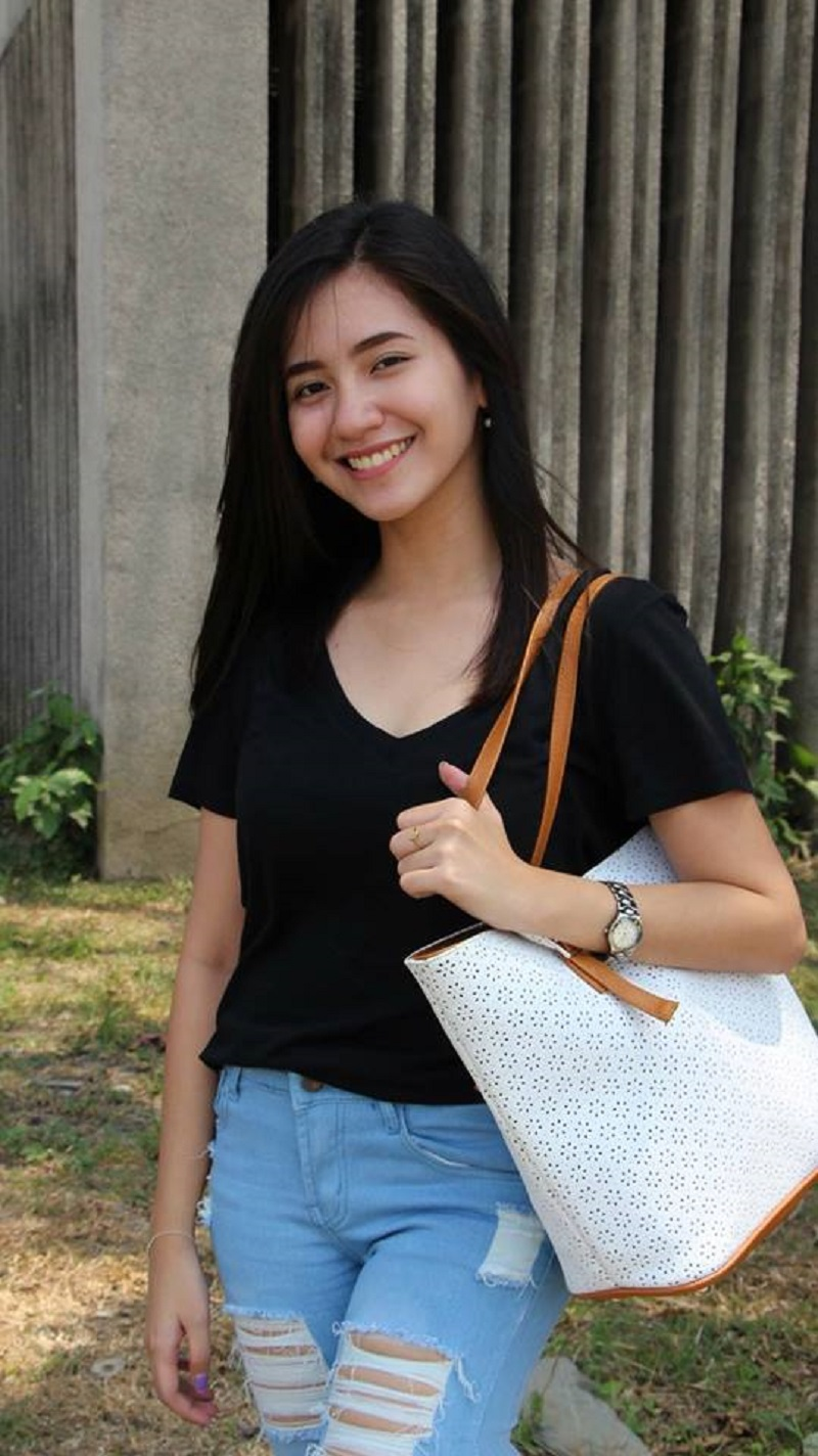 Filipina Student Proves Haters Wrong By Earning Three